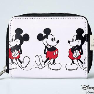 シップス(SHIPS)のmini12月号 付録 ミッキーマウス  財布(財布)
