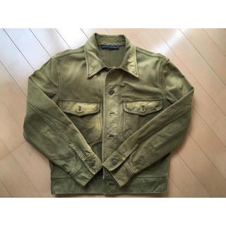 ラルフローレン(Ralph Lauren)の正規品 デニムジャケット レディース(Gジャン/デニムジャケット)