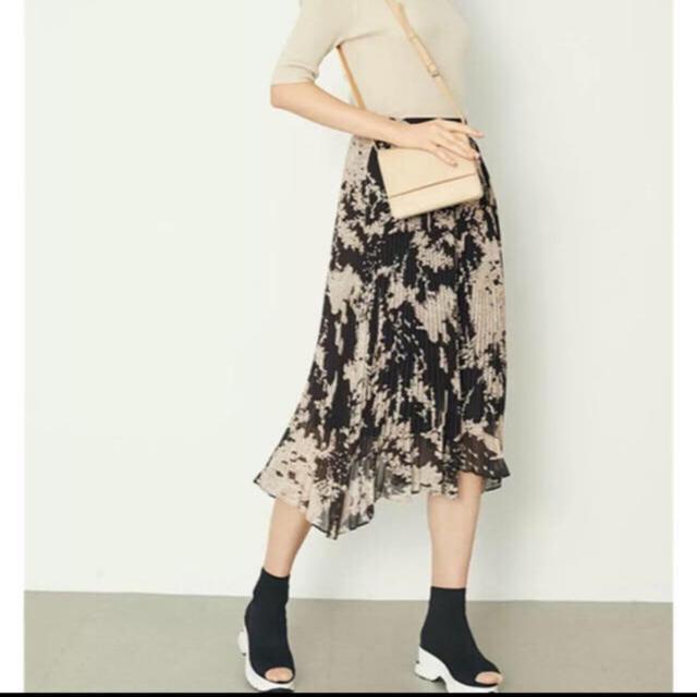 snidel(スナイデル)のプリーツスカート レディースのスカート(ロングスカート)の商品写真