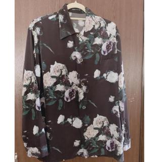LAD MUSICIAN - LAD MUSICIAN 花柄 パジャマシャツ