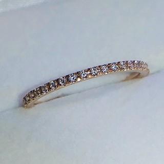 STAR JEWELRY - スタージュエリー フルエタニティ エタニティリング ダイヤ ダイヤモンド k18