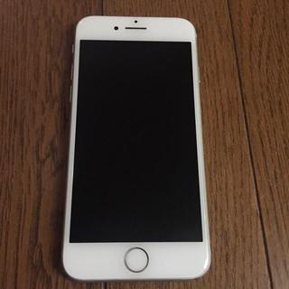 Apple - iPhone7 128GB SIMフリーsilver