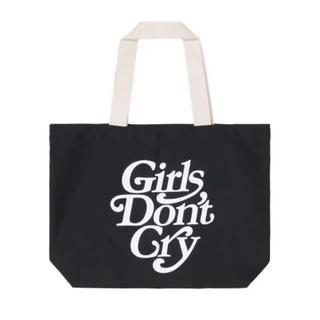 ジーディーシー(GDC)のgirls don't cry  ガールズドントクライ トートバッグ(トートバッグ)