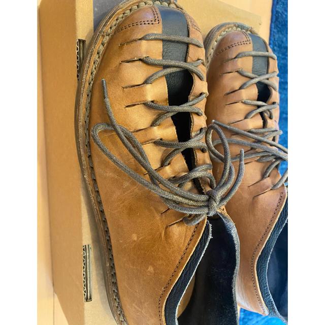 trippen(トリッペン)のトリッペン trippfn  sport waw 37 レディース  レディースの靴/シューズ(ローファー/革靴)の商品写真