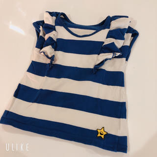 エックスガール(X-girl)のx-girl kids Tシャツ(Tシャツ/カットソー)