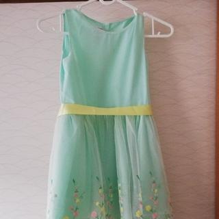 ザラ(ZARA)の【新品】LC Waikiki ドレス 6-7(116-122cm)(ドレス/フォーマル)