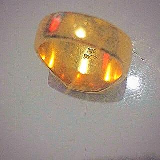 k18リング(リング(指輪))