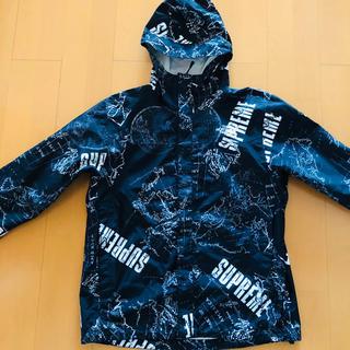 Supreme - Supreme the North Face Venture Jacke M 黒