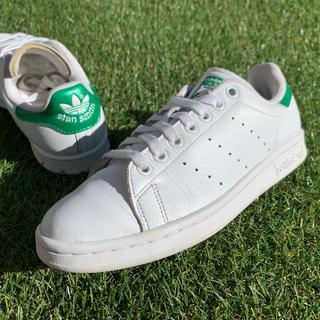 アディダス(adidas)の美品24 adidas STANSMISTH アディダス スタンスミス C587(スニーカー)