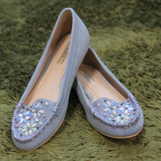 ランダ(RANDA)のRANDA パンプス(ローファー/革靴)