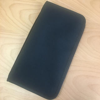 MUJI (無印良品) - 無印パスポートケース、クリアポケット3枚付