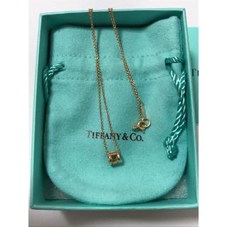 Tiffany & Co. - TIFFANY&CO. アトラス ネックレス PG
