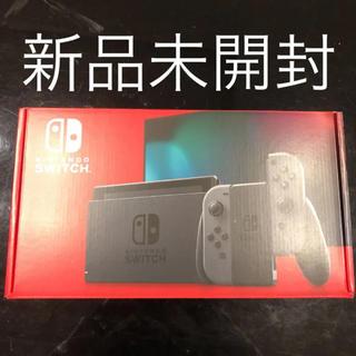 任天堂 - ニンテンドースイッチ 本体 新型 ゲーム機本体