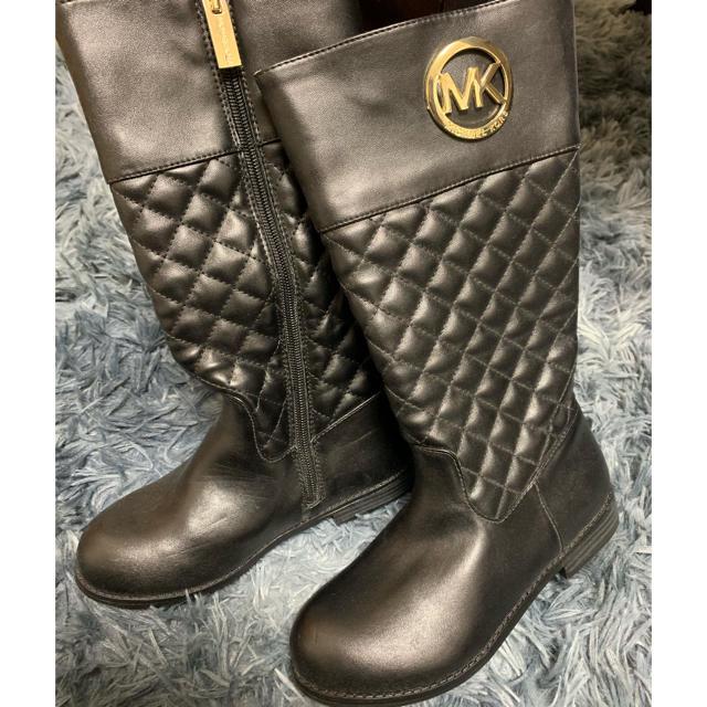 Michael Kors(マイケルコース)のMICHEAL KORS 子供ブーツ♡20cm キッズ/ベビー/マタニティのキッズ靴/シューズ(15cm~)(ブーツ)の商品写真