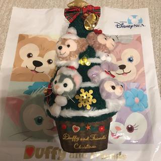 Disney - 新作♡ディズニー クリスマス 2019 ダッフィー ウィンターホリデー ツリー