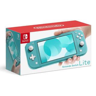 Nintendo Switch - Nintendo Switch Lite ターコイズ(任天堂スイッチライト)