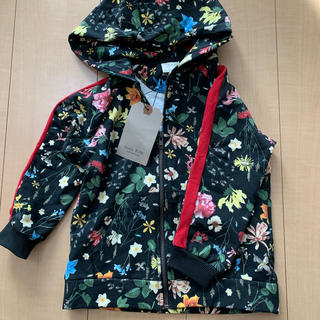 ZARA KIDS - 新品 ZARA kids花柄パーカー 110 cm