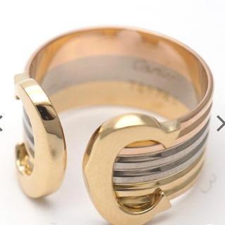 カルティエ(Cartier)のカルティエ2Cリング(リング(指輪))