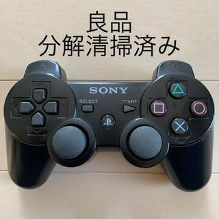 PlayStation3 - PS3 コントローラー 良品 SONY 純正 DUALSHOCK3 黒