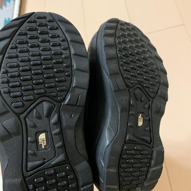 THE NORTH FACE(ザノースフェイス)のザノースフェイス 17センチ スノーブーツ キッズ/ベビー/マタニティのキッズ靴/シューズ (15cm~)(ブーツ)の商品写真