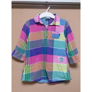 F.O.KIDS - チェックシャツ