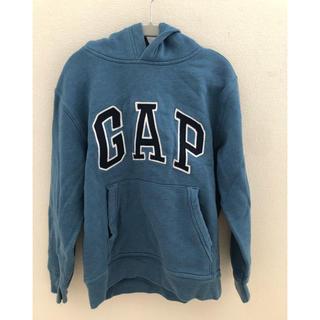 ギャップ(GAP)のGAP トレーナー 130センチ ブルー (Tシャツ/カットソー)