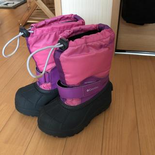 コロンビア(Columbia)のColumbia コロンビア  キッズ シューズ 冬靴 15cm(ブーツ)