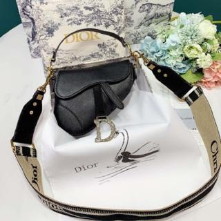 クリスチャンディオール(Christian Dior)のDIOR ディオール レディース シヨルダーバッグ トートバック バントバッグ(ショルダーバッグ)