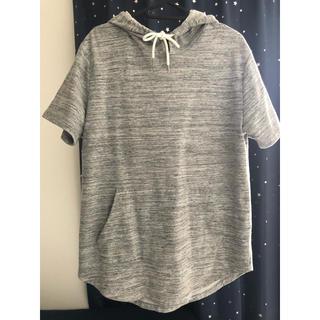 フォーエバートゥエンティーワン(FOREVER 21)のforever21 Tシャツパーカー(Tシャツ/カットソー(半袖/袖なし))