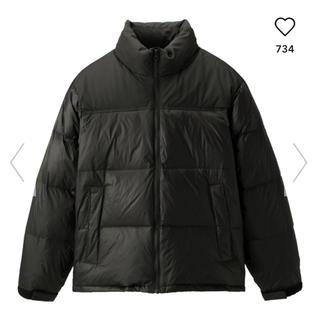 GU - ダウンフーディジャケット 大型店限定 最新作 ジーユー