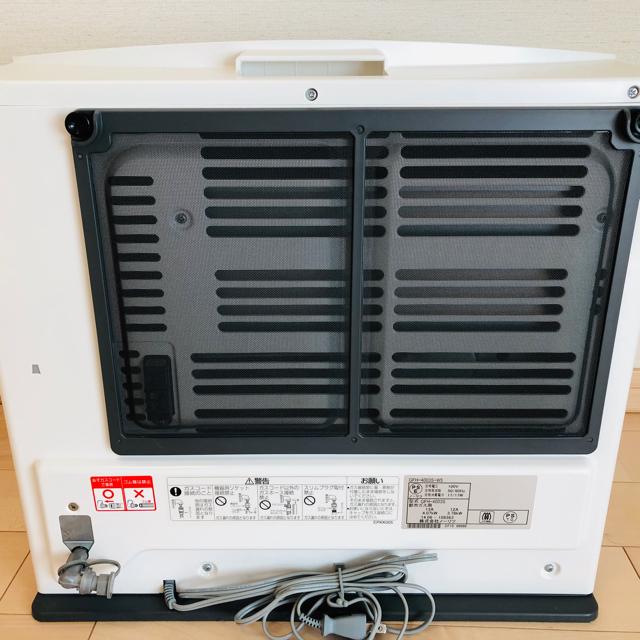 NORITZ(ノーリツ)のノーリツ ガスファンヒーター スマホ/家電/カメラの冷暖房/空調(ファンヒーター)の商品写真