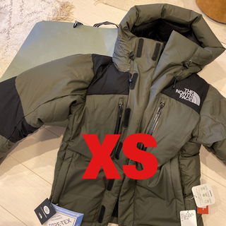 THE NORTH FACE - バルトロ ニュートープxs