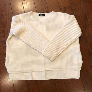 ユナイテッドアローズ(UNITED ARROWS)の白 セーター(ニット/セーター)