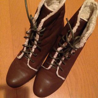 秋物*ブーツ(ブーツ)