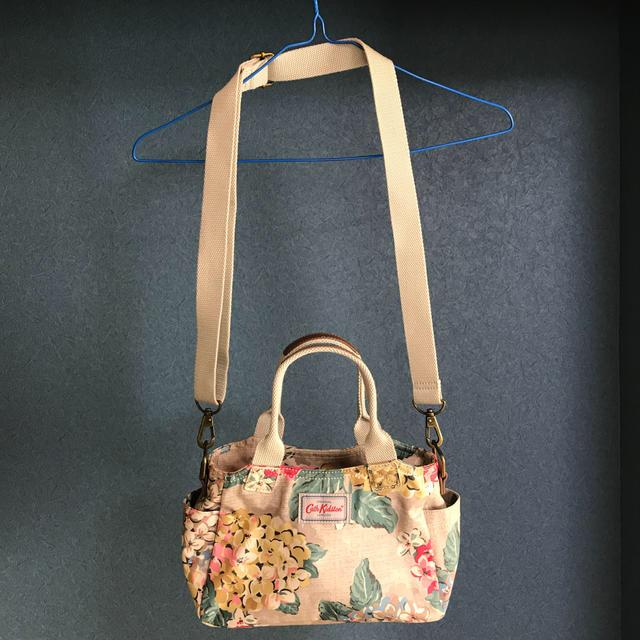 Cath Kidston(キャスキッドソン)のまりん様専用 Cath Kidston ミニデイバッグ レディースのバッグ(ショルダーバッグ)の商品写真