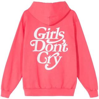 ジーディーシー(GDC)のgirls don't cry パーカー(パーカー)