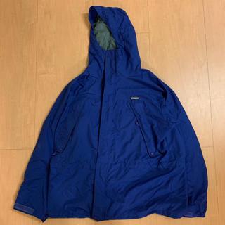 patagonia - ◇Patagonia◇ 90年代 ストームジャケット コバルト 年代物