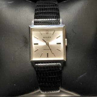 ロレックス(ROLEX)のROLEX PRECISION 手巻 レディース アンティーク(腕時計)