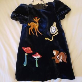 ドルチェアンドガッバーナ(DOLCE&GABBANA)のDOLCE&GABBANA子供服(ワンピース)