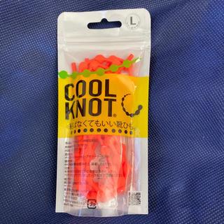 coolknot 新品 ネオンオレンジ サイズL 新品(その他)