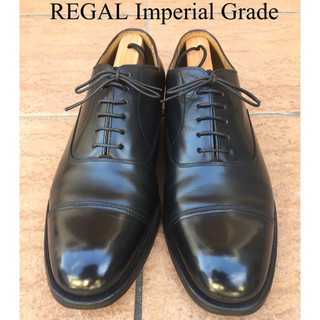 REGAL - 【美品】リーガル インペリアルグレード ストレートチップ 25.5㎝