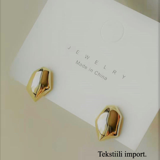 BEAUTY&YOUTH UNITED ARROWS - ●メタリックヴィンテージピアス gold