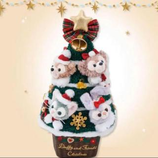 ダッフィー  クリスマスツリー 即購入オッケー