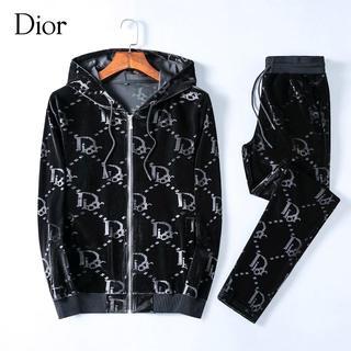 クリスチャンディオール(Christian Dior)のDIOR ジャージ 上下セット サイズXL(ジャージ)