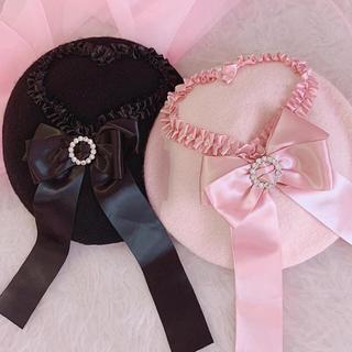 マーズ(MA*RS)のプリメロ ベレー帽(ハンチング/ベレー帽)