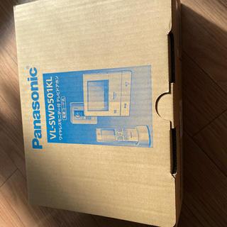 Panasonic - パナソニック ドアホン VL-SWD501KL
