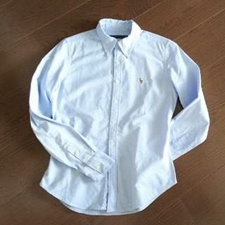 ラルフローレン(Ralph Lauren)のラルフローレン  ボタンダウンシャツ(シャツ/ブラウス(長袖/七分))