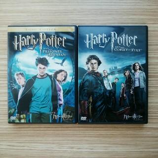 USJ - ハリーポッター DVD2本セット