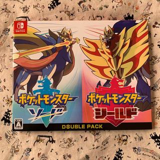 Nintendo Switch - ポケットモンスター ソード・シールド ダブルパック Switch