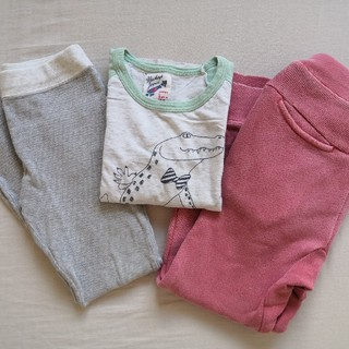 マーキーズ(MARKEY'S)の男児110子供服まとめ売り(Tシャツ/カットソー)